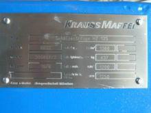 48 Diameter Inch Krauss Maffei