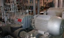 490 Gpm Busch Vacuum Pump ; Dry