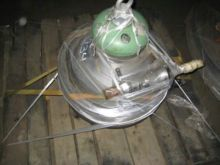 0 Horsepower Disc Bowl Centrifu