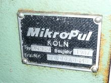 30 Horsepower Mikropul Stainles