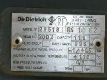 14500 Gallon Dedietrich Glass L