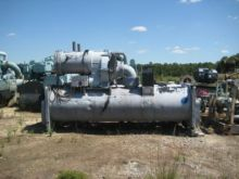 300 Tons Carrier Water Cooled C