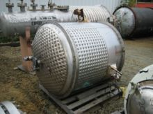 400 Gallon Stainless Steel Reac