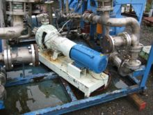 70 Gpm Goulds Centrifugal Pump