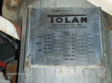 Used 12 Gallon Tolan