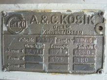 1700 Gallon Kosik Stainless Ste