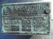 1850 Gallon Kosik Stainless Ste