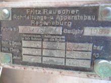 396 Gallon Fritz Rauscher Stain