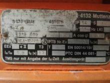 64 Gpm Sulzer Vacuum Pump ; Wat