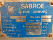 388 Cfm Sabroe Reciprocating Co