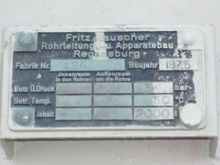 528 Gallon Fritz Rauscher Stain