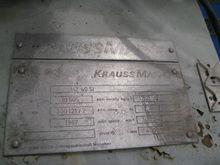15 Diameter Inch Krauss Maffei
