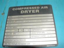1600 Cfm Hankinson Air Dryer #2