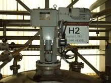 2642 Gallon Stainless Steel Tan