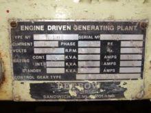 100 Kw Diesel Generator #209879