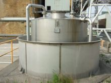 2642 Gallon Stainless Steel Tan