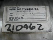 100 Gallon Northland Stainless