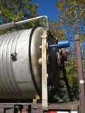 1500 Gallon Stainless Steel Rea