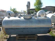 660 Gallon Stainless Steel Tank