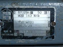 100 Gpm Busch Vacuum Pump ; Oil
