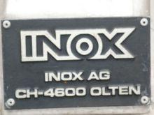 660 Gallon Inox Maurer Stainles