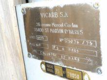 107 Square Feet Vicarb Graphite