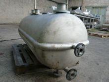 166 Gallon Hanag Stainless Stee