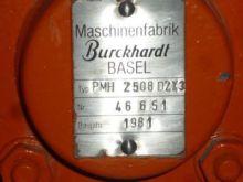 0 Gpm Burckhardt Centrifugal Pu