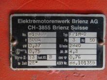 0 Gpm Ruetschi Centrifugal Pump