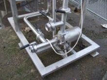 167 Gallon Stainless Steel Tank