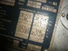3300 Gallon Dedietrich Glass Li