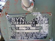 Width(in) Syntron/fmc Vibrating