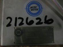 Dia Micro Motion Flow Meter #21