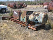 125 Horsepower Gyrol/chemineer