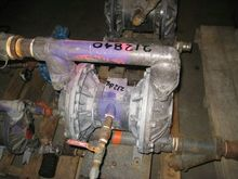 80 Gpm Graco Reciprocating Pump