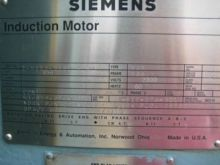 856 Horsepower Siemens Motor El