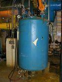 350 Gallon Stainless Steel Tank