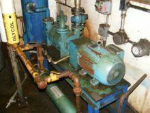 0 Gpm Vacuum Pump ; Water Seal
