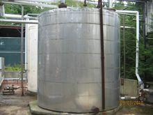 5500 Gallon Stainless Steel Tan