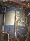 800 Gallon Stainless Steel Reac