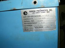 170 Cfm Air Dryer #213408