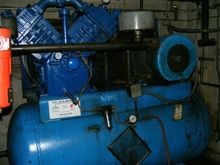 120 Cfm Reciprocating Compresso