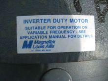20 Horsepower Magnatek Motor El