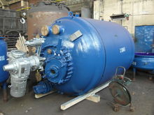 Used 2000 Gallon Pfa