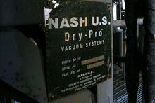 115 Gpm Nash Vacuum Pump ; Dry