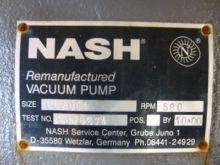3214 Gpm Nash Vacuum Pump #2141