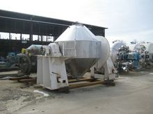 60 Cubic Foot Double Cone Dryer