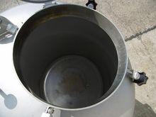 396 Gallon Stainless Steel Tank