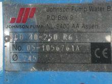 44 Gpm Johnson Centrifugal Pump