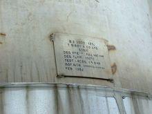 370 Gallon Stainless Steel Tank